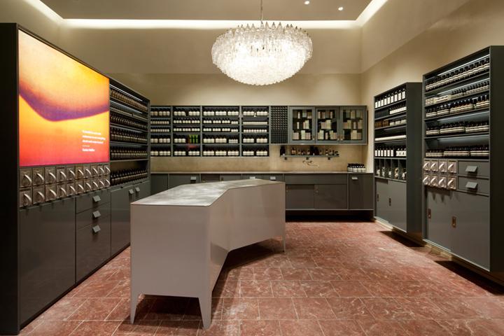 aesop store in hanover design technik news. Black Bedroom Furniture Sets. Home Design Ideas